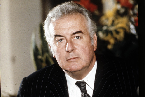 Gough Whitlam 1973
