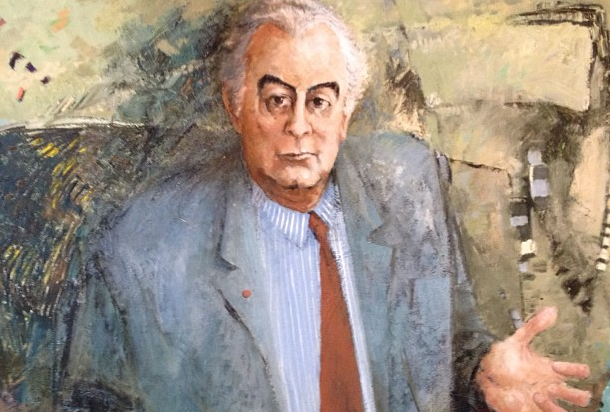 Gough Whitlam by Clifton Pugh
