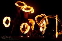Polynesian Fire Dance-Fiji