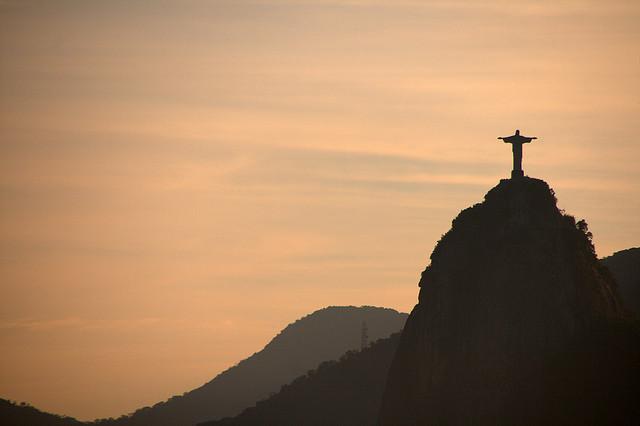 Christ the Redeemer, Brazil.