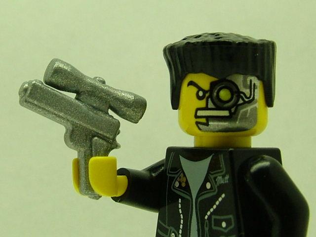Lego Arnie