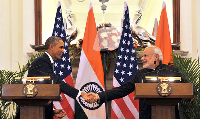 Prime Minister's Media Statement during Joint Press Interaction with President of United States of America