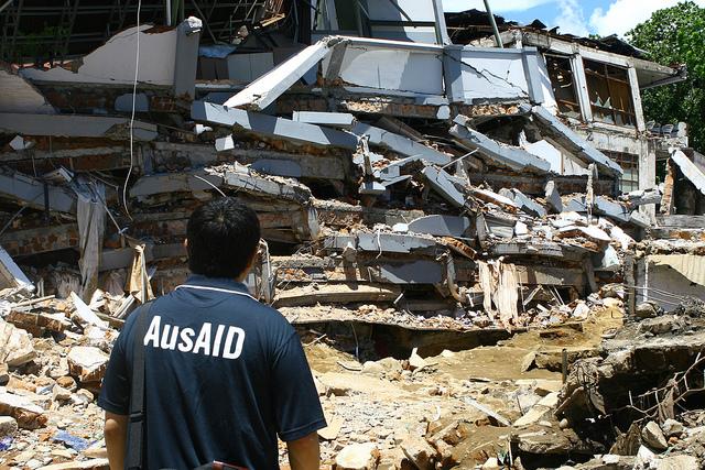 Disaster response, Indonesia