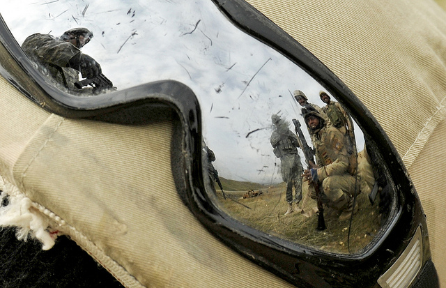 Ghuzlani Warrior Training Center welcomes new Iraqi army battalion