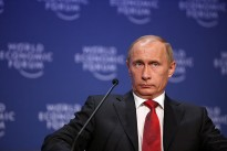 President Vladimir Putin has been given a platform to explain his 'reasons' for taking military action in Crimea