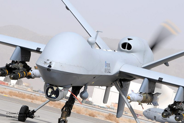 Reaper MQ-9 Remotely Piloted Air System