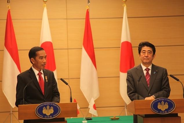 Indonesia's President Joko Widodo