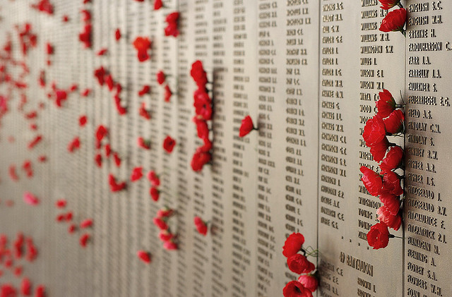 Lest we forget….