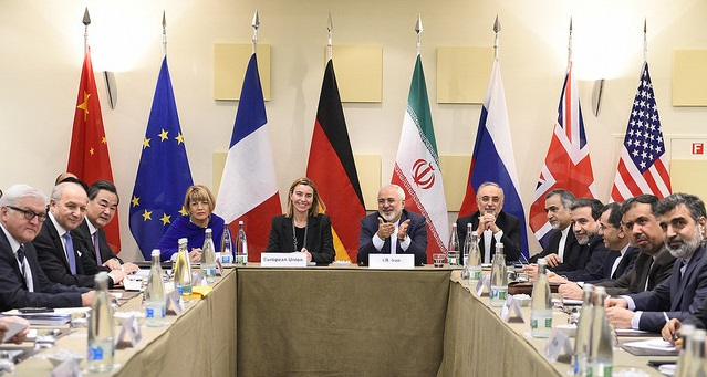Iran Talks in Lausanne, Switzerland