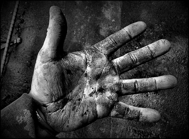 Ministers have got to get their hands dirty!