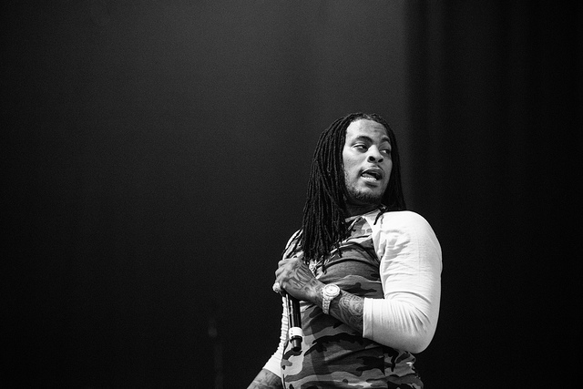 Waka Flocka Flame and foreign policy