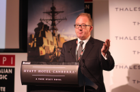 The Hon David Feeney at the ASPI Future Surface Fleet conference