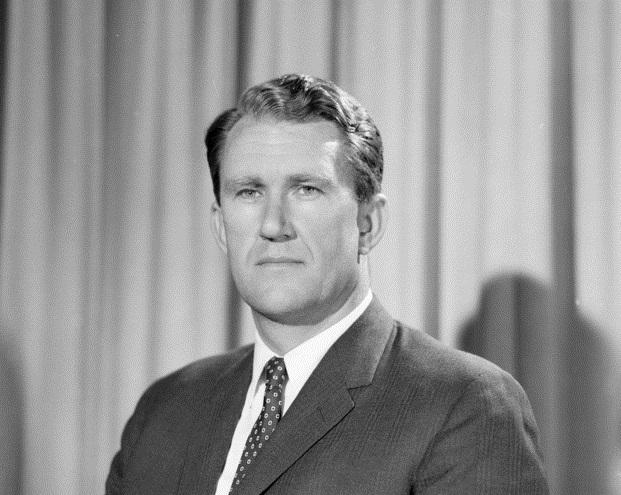 Minister for Army, Malcolm Fraser.