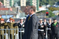 Prime Ministers Tony Abbott and John Key