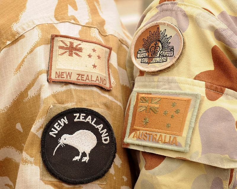 Shona ba shona - or shoulder by shoulder in Pashto - is how the members of the New Zealand and Australian Defence Forces have operated at Multi National Base Tarin Kot, Afghanistan.