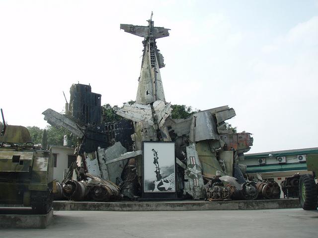 Memorial in Vietnam