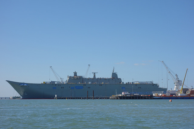Williamstown Naval Dockyard