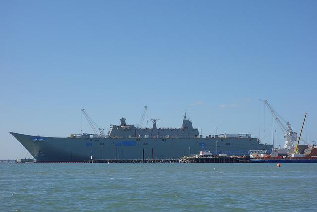 Williamstown Naval Dockyard