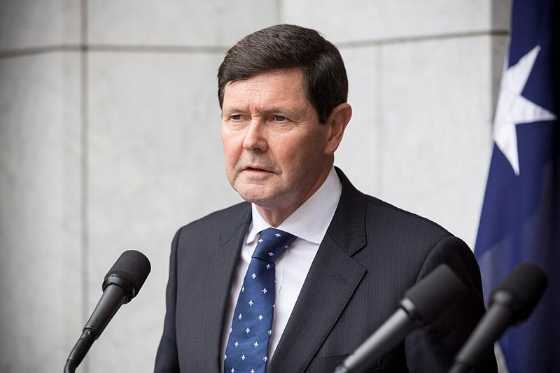 Minister for Defence the Hon. Kevin Andrews MP