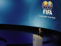 Sepp Blatter at the FIFA Opening Ceremony