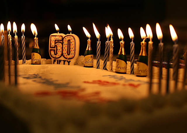Singapore's 50th birthday