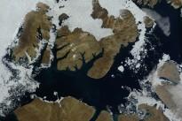 Sea Ice in McClure Strait