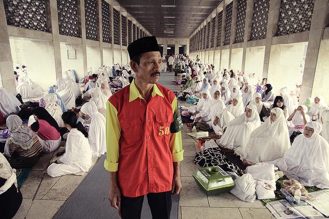 Mosque in Jakarta