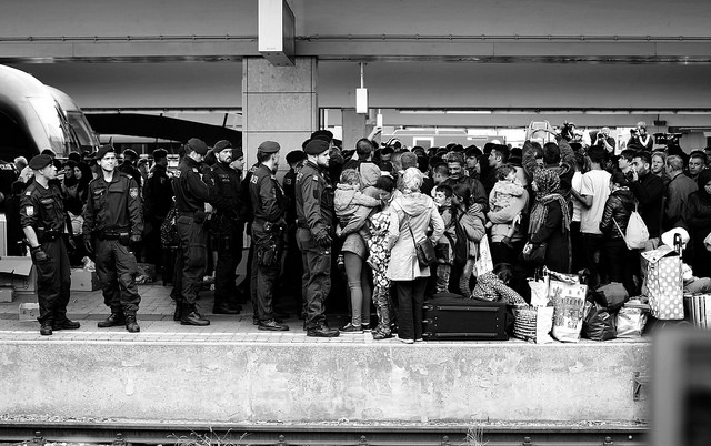 Syrian Refugees in Vienna