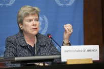 Rose Gottemoeller, Acting Under Secretary of State for Arms Control and International Security