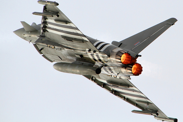Eurofighter Typhoon - RIAT 2014
