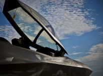 1st Navy F-35 sortie at Eglin