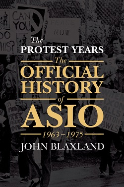 The Protest Years book cover