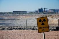 Kakadu National Park uranium mining Controlled Area