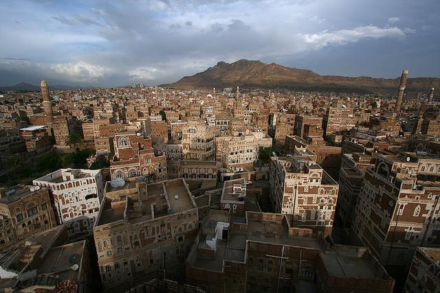 Old Town Sanaa - Yemen