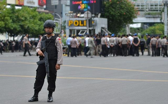 Sarinah Bomb (Jakarta ISIS Atack)