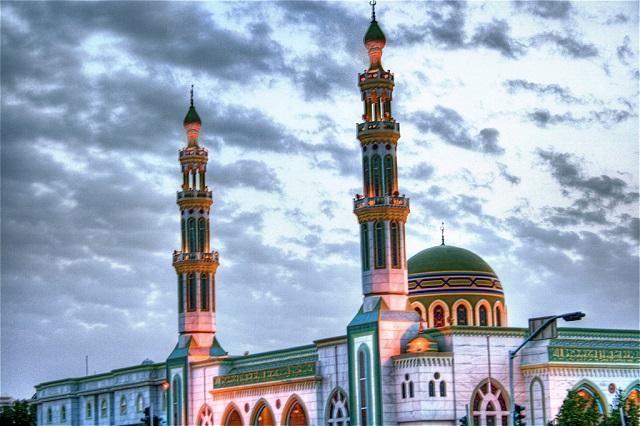 Riyadh mosque