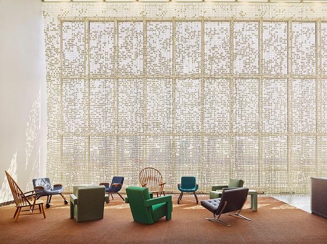 UN Delegates' Lounge New York