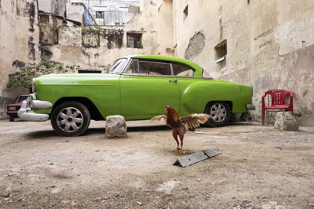 Havana. Image courtesy of Flickr user Bryan Ledgard