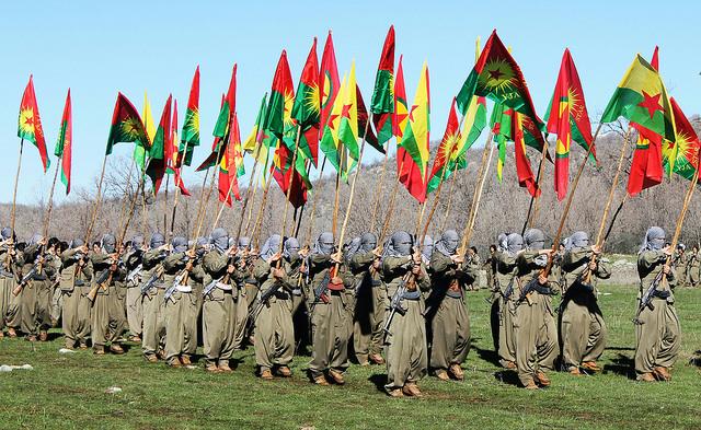 Image courtesy of Flickr user Kurdishstruggle