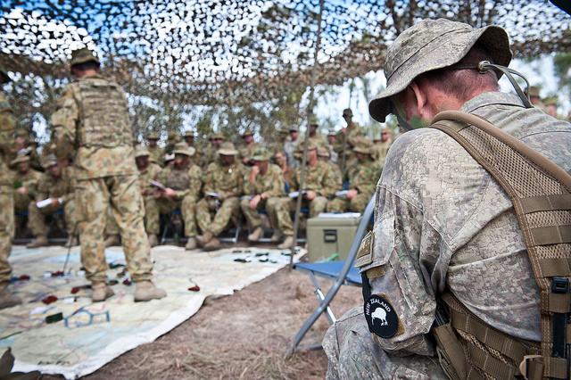 Image courtesy of Flickr user New Zealand Defence Force