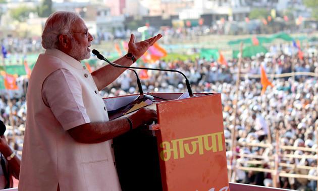 Image courtesy of Flickr user Narendra Modi