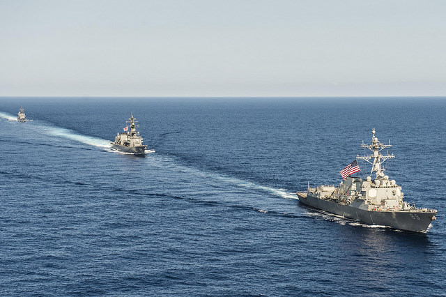 Image courtesy of Flickr user U.S. Pacific Fleet