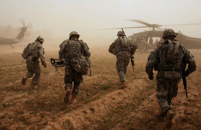 Image courtesy of the U.S Army