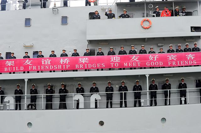 Image courtesy of Flickr user Royal New Zealand Navy
