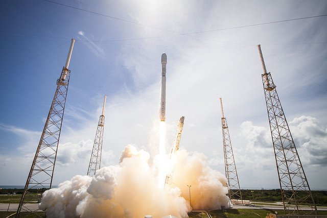 Image courtesy of Flickr user SpaceX