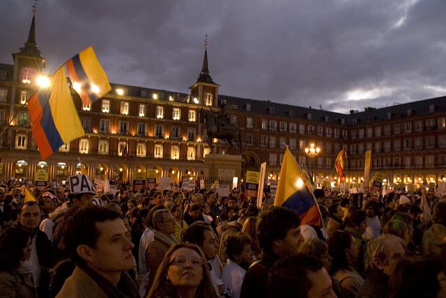 Image courtesy of Flickr user Juan Pablo González.