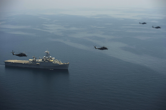 Image courtesy of Flickr user Official U.S. Navy Page.