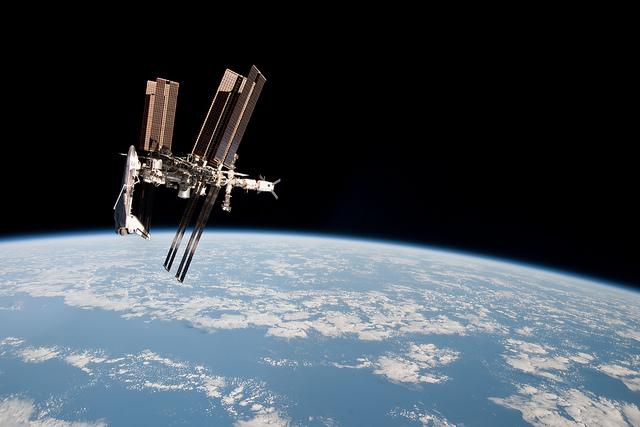 Image courtesy of Flickr user NASA's Marshall Space Flight Center.