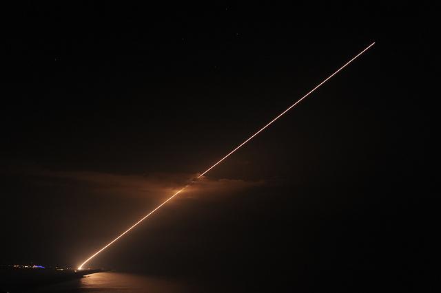 Image courtesy of Flickr user U.S. Missile Defense Agency.