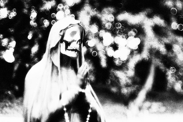 Santa Muerte', are the Mexican cartels really coming?   The